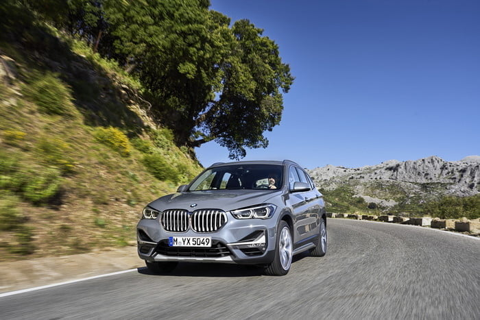 2020 bmw x1 gets new look front end interior upgrades official 1