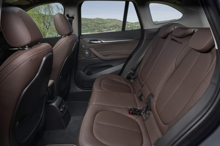 2020 bmw x1 gets new look front end interior upgrades official 10