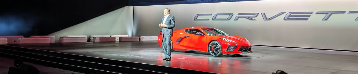 The five key things we learned during the 2020 Chevrolet Corvette's unveiling