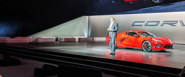 The five key things welearned during the2020 Chevrolet Corvette's unveiling