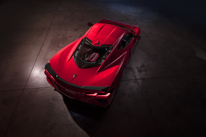 Five Things To Know About The 2020 Chevrolet Corvette Stingray