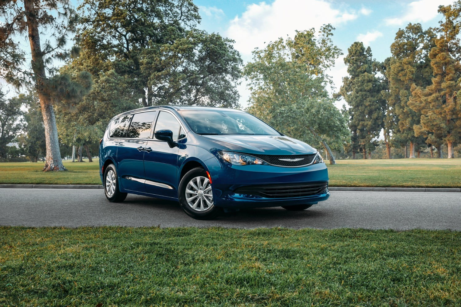 The Chrysler Voyager returns as a minivan for budget-conscious families