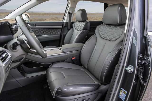 2020 hyundai palisade seats eight comes with useful tech 10