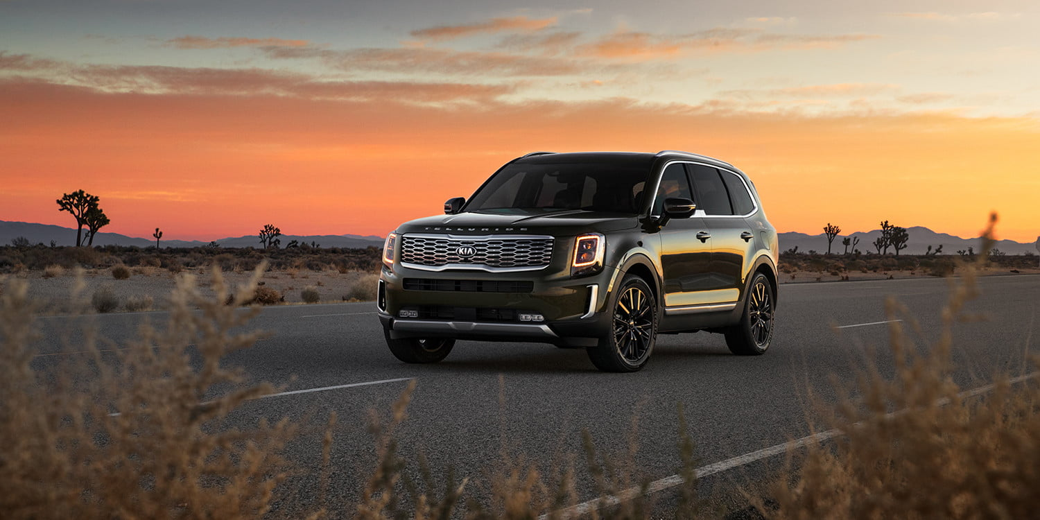 2020 Kia Telluride Suv Is A Gentle Giant Of A Family Car Digital