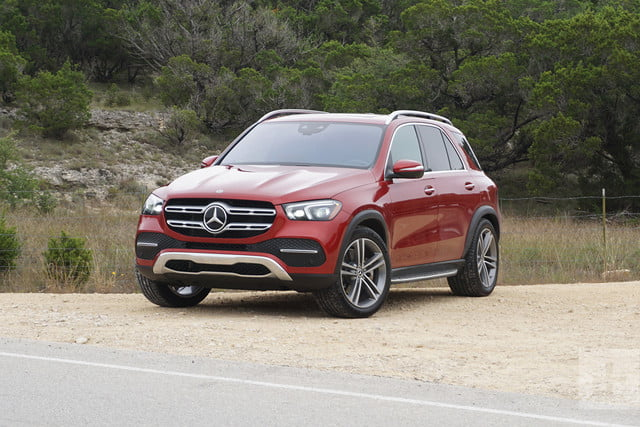 2020 mercedes benz gle first drive review digital trends