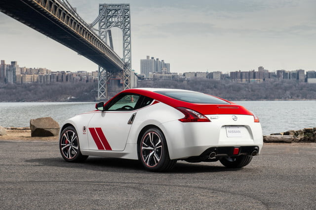 2020 nissan 370z 50th anniversary edition 2019 new york auto show