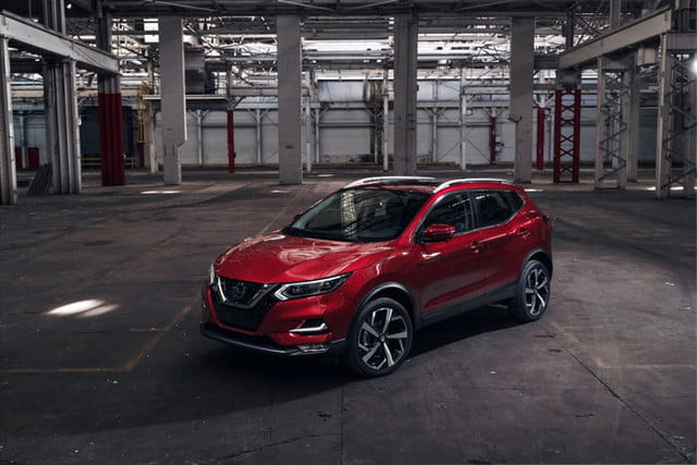 2020 Nissan Rogue Sport Unveiled At 2019 Chicago Auto Show Digital