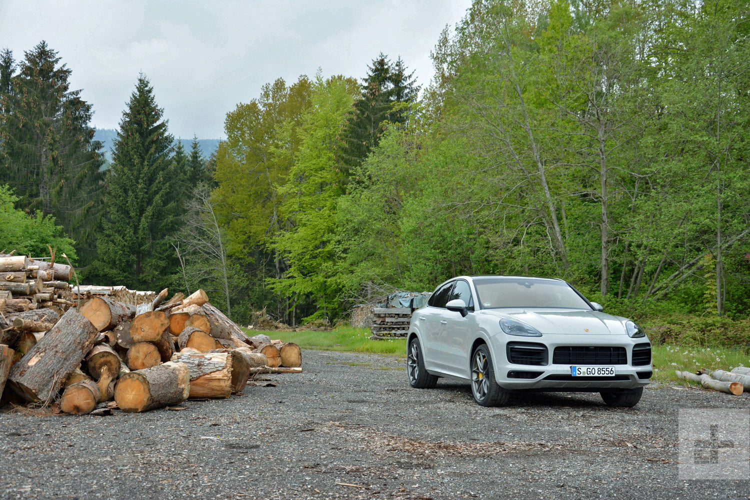 2020 Porsche Cayenne Coupe First Drive Review Lower Leaner Faster