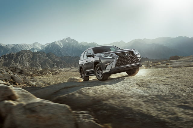 The GX gets smarter as it ages; it's even teaching tricks to other Lexus models