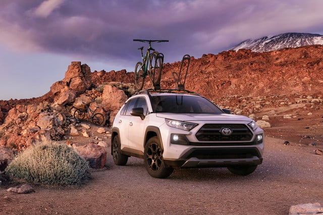 2020 Toyota Rav4 Trd Off Road Debuts At 2019 Chicago Auto