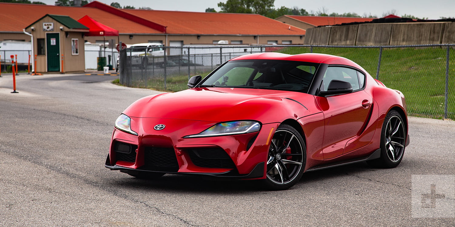 2020 Toyota Gr Supra 3 0 Premium First Drive Review Digital Trends