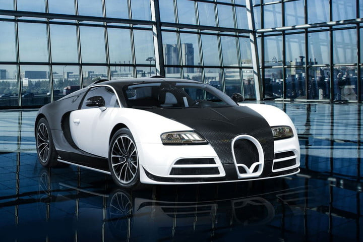 most expensive cars in the world 3 4 million  limited edition bugatti veyron by mansory vivere 009
