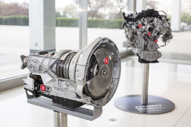 Ford 3.5-liter EcoBoost engine and 10-speed transmission