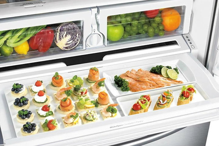 best french door refrigerator 3518106cv12a