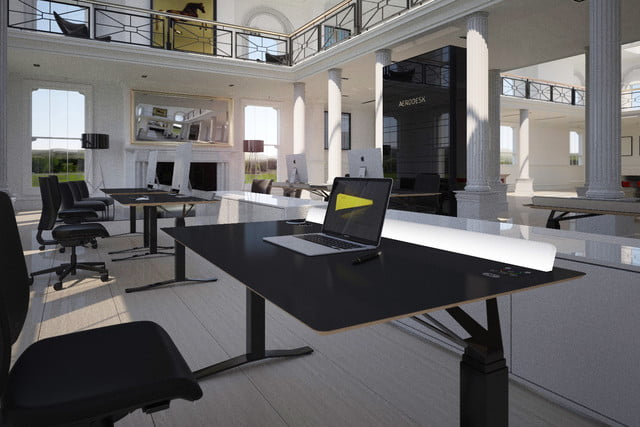 feature packed aerodesk standing desk 3a  i1400 plus interior hi res