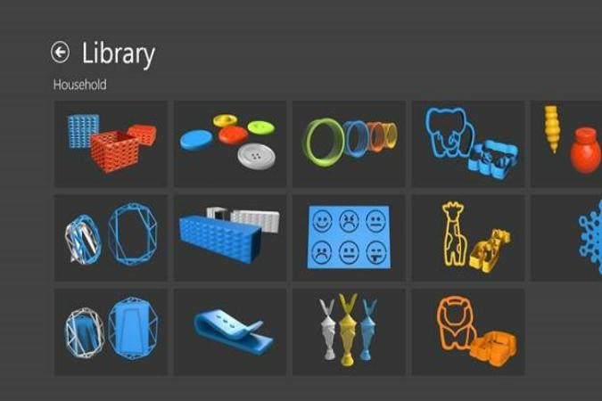 Craft your next 3D printing project with 3D Builder for Windows 8.1