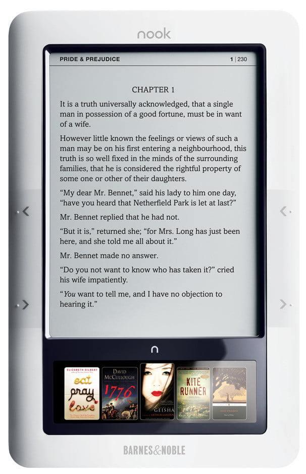 How To Remove A Book From Your Nook E Reader Digital Trends
