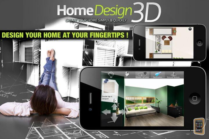 Home design 3d app lets you design virtual models of your - Design your home app ...
