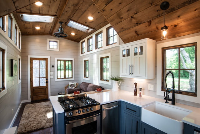 Denali Xl Tiny Home 42ft House By Timbercraft Homes 002
