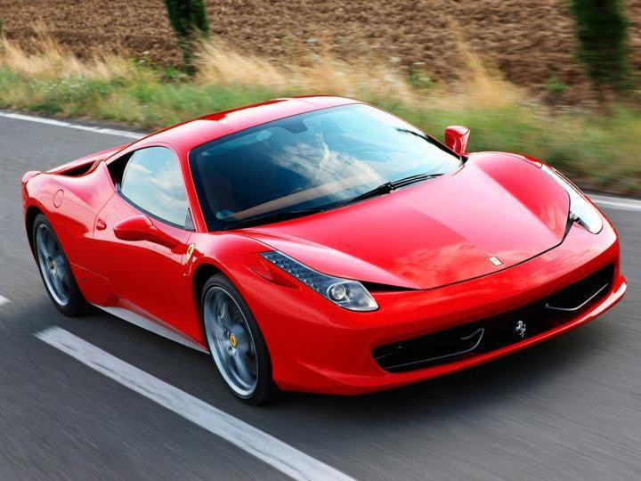 A breath of fresh, charged air: Turbocharged Ferrari 458 coming in 2015