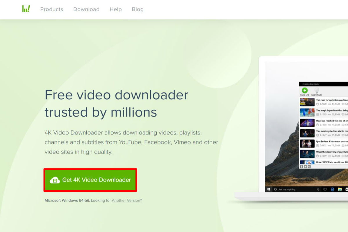 how to download youtube videos 4k video downloader 2