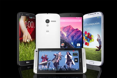 Compare Phones Side By Side >> Galaxy S4 Vs Htc One Vs Lg G2 Vs Moto X Vs Nexus 5 Android
