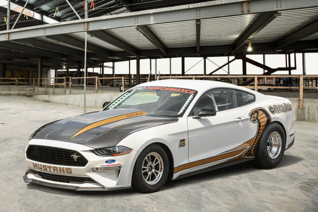 2018 Ford Mustang Cobra Jet Revealed at Woodward Dream Cruise ...