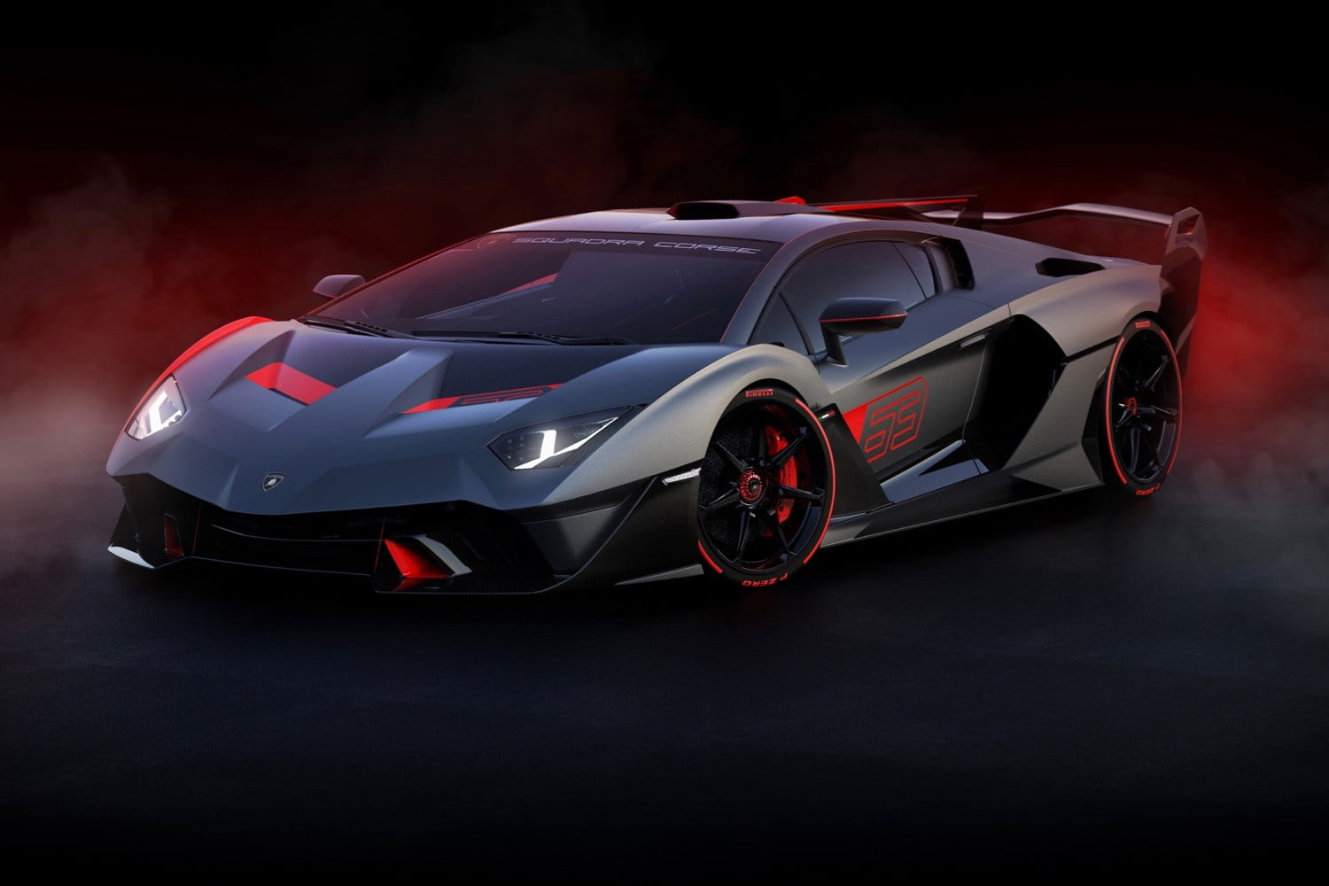 Lamborghini Sc18 Is A One Off Supercar Inspired By Racing Digital