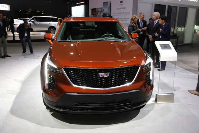 The All New 2019 Xt4 Is Cadillac S Smallest Crossover Digital Trends