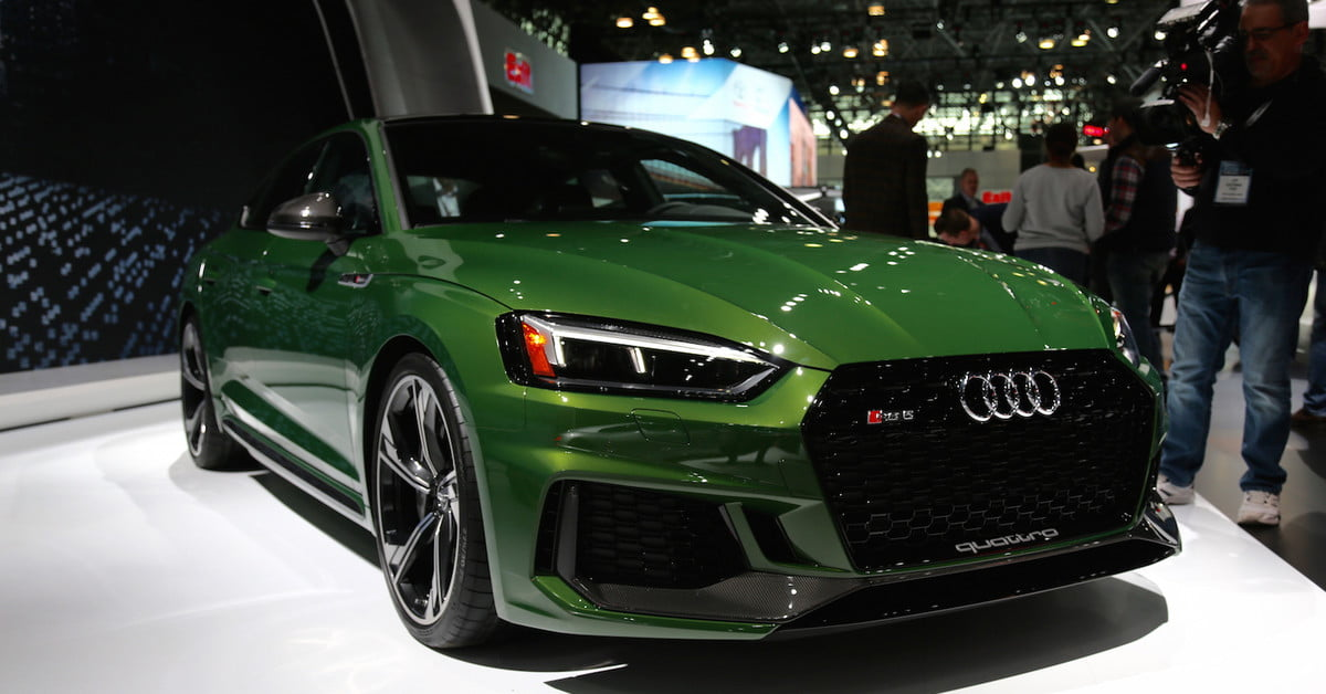 Audi Joins BMW And Mercedes Backs Out Of Detroit Auto Show - Audi car show