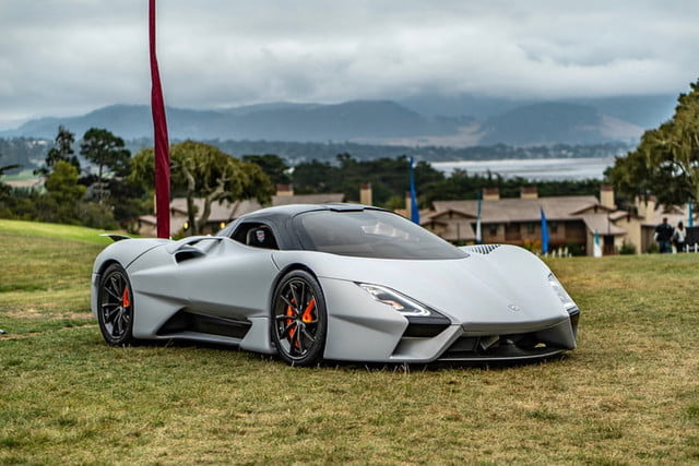 The Fastest Cars In The World Digital Trends - Show me the fastest car in the world
