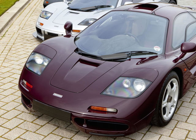 Fastest Car In The World 2015 >> Rowan Atkinson selling his McLaren F1 for $12 Million   Digital Trends