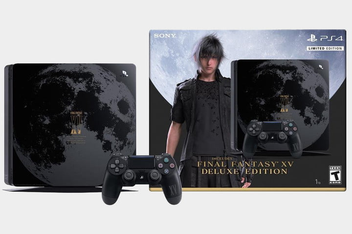PlayStation 4 Final Fantasy bundle