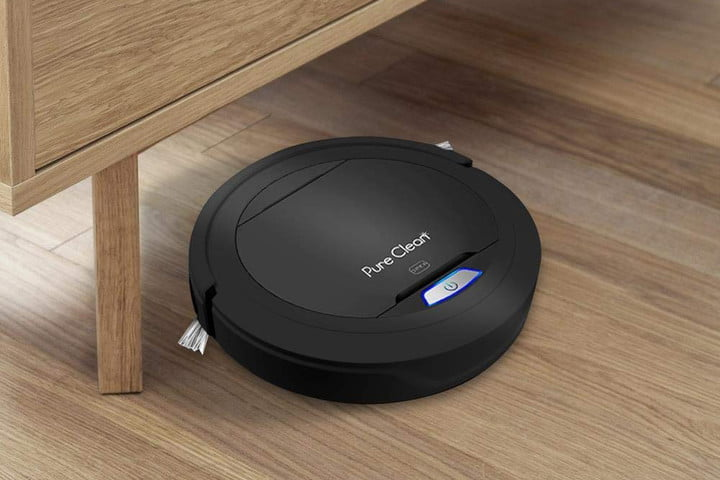cheap vacuum cleaners Pure Clean robot vacuum