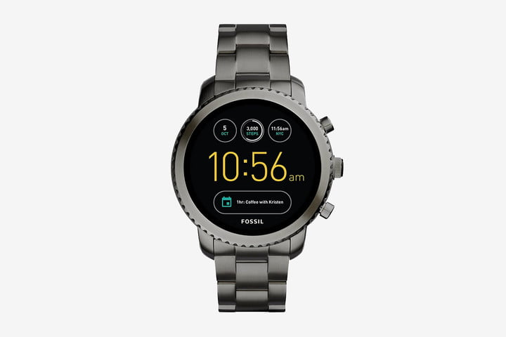 smartwatch deals fossil Q Explorist