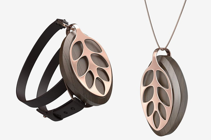 portable tech gadgets - Bellabeat leaf
