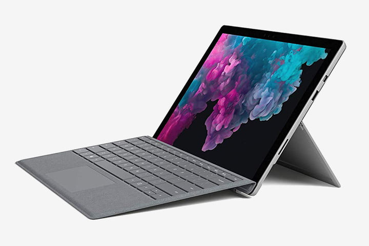 Best laptop deals Microsoft Surface Pro 6