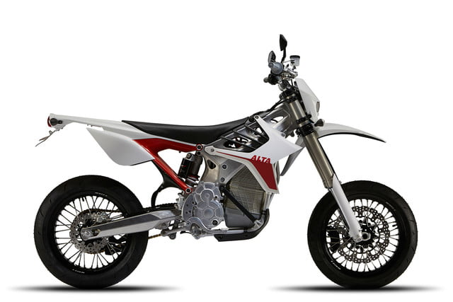 Alta Motors Delivers Its First Electric Motocross Bike