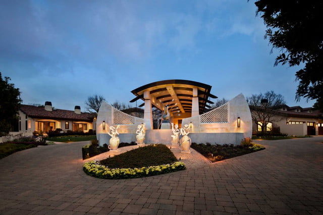 kumar malavallis 88 million home marries business and luxury silicon valley mansion 0030
