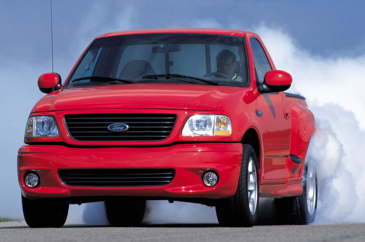 Ford Lightning To Be Part Of Performance Product Blitz Digital Trends