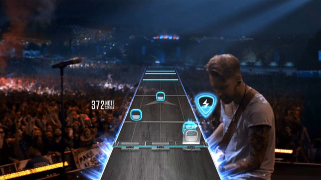 apple announces first tv games 2015 guitar hero large