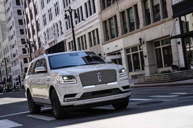 Best Unlocked Android Phone 2020 2020 Lincoln Navigator SUV Offers Luxury by the Foot | Digital Trends