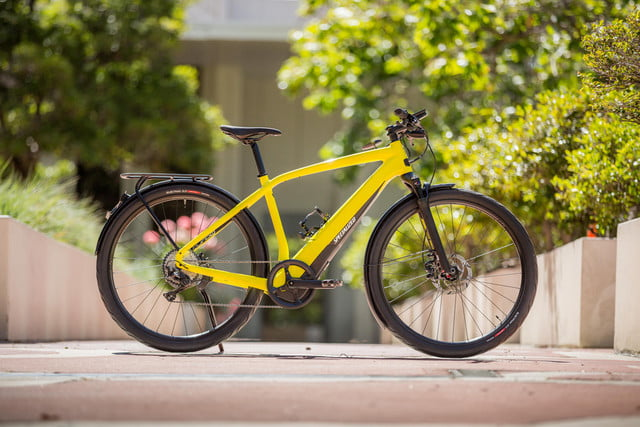 New pedal-assisted ebike from Specialized lets you work up a sweat or ease your commute