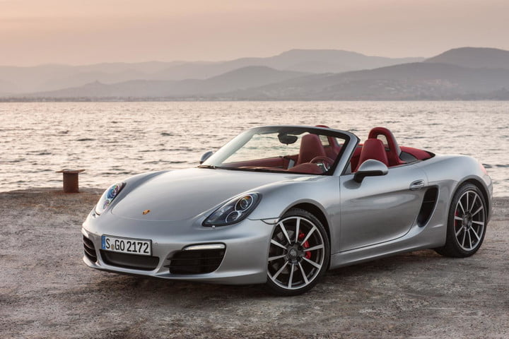 Boxster giveaways