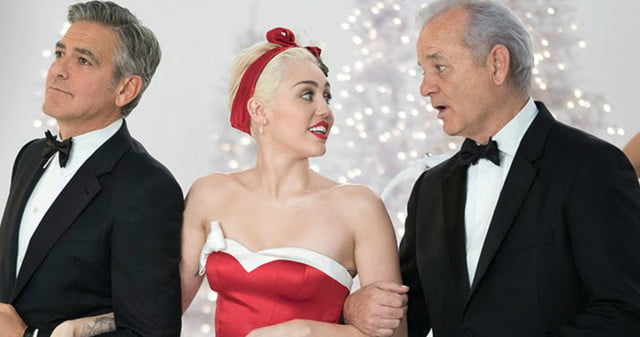 best movies to get you into the holiday spirit a very murray christmas trailer 3 miley cyrus
