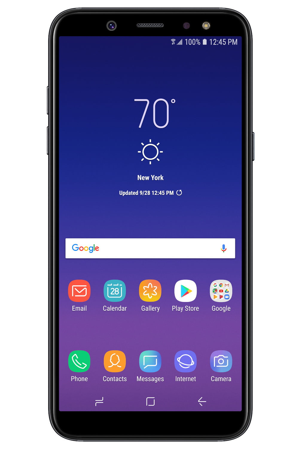 samsung galaxy a6 and tab a 10 5 offer great midrange value for the money. Black Bedroom Furniture Sets. Home Design Ideas