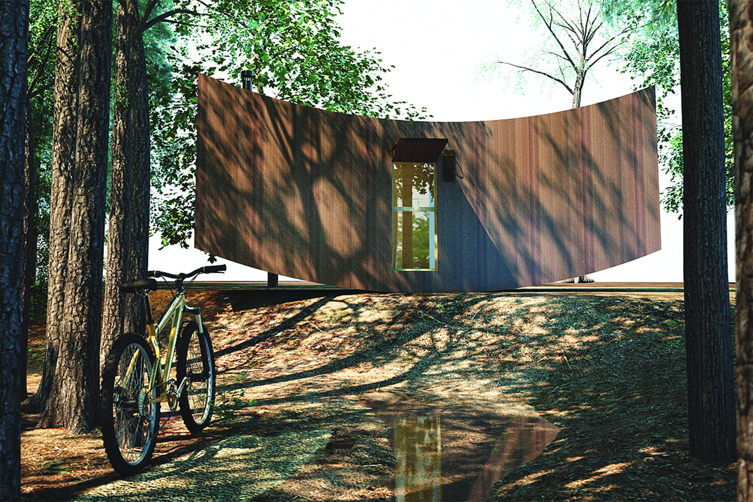 Award winning tiny houses are modular miracles digital for Small house design contest winners