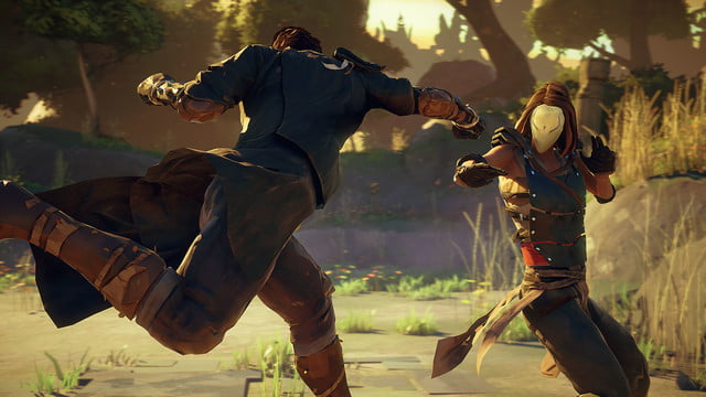 absolver hands on  screen 2