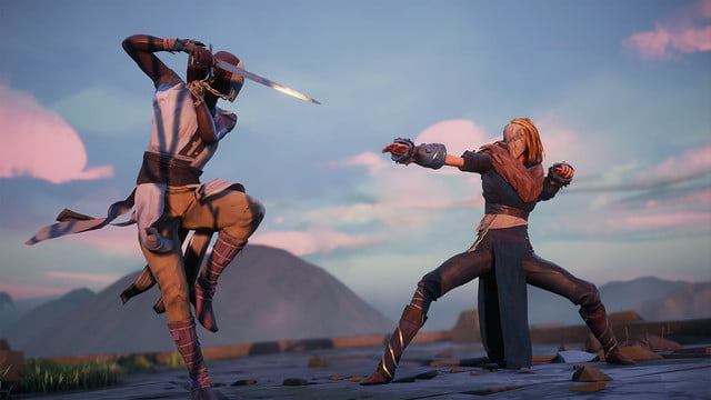 Absolver review standoff
