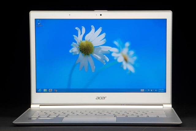 Acer Aspire S7 392 6411 front